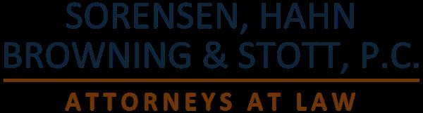 Sorensen, Hahn, Browning & Stott, P.C.